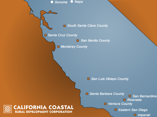 Contact Cal Coastal California Coastal Rural - Rural development loan map oklahoma