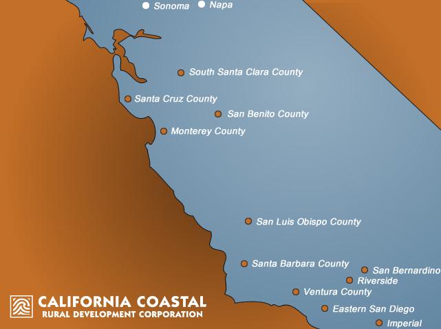 Contact Cal Coastal 831 424 1099 California Coastal Rural